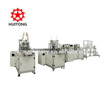 non-woven face mask blank machine